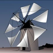 Picture Of Wind Machine Energy