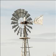 Picture Of Wind Water Pump