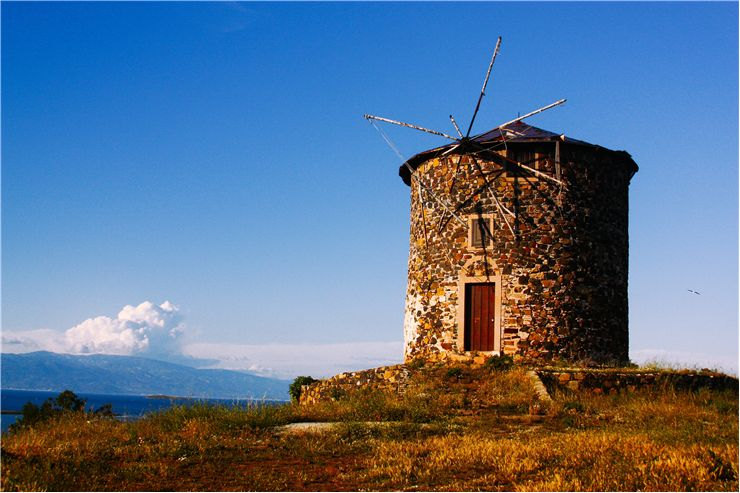 Picture Of Windmill House