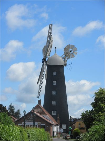 Picture Of Windmill Sustainable