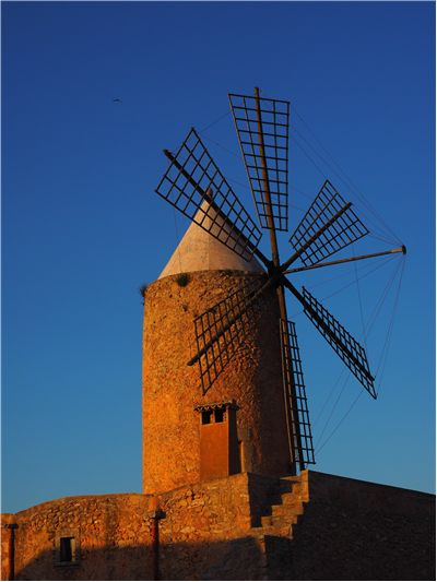 Picture Of Windmill Wind Energy