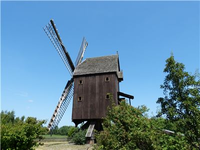 Picture Of Windmill Wooden
