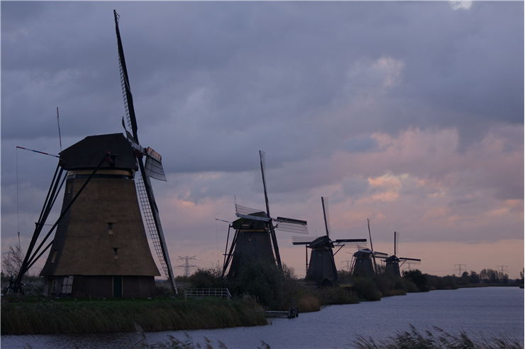 Picture Of Windmills Wing Buildings